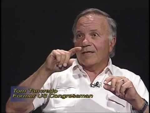 The Right Side - Tom Tancredo - Former Colorado Congressman ~ Episode 13