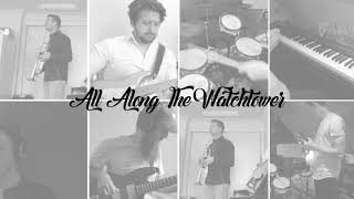 All Along The Watchtower - Jimi Hendrix (Cover)