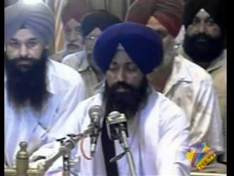 Bin Bhaga Satsang Na Labhe - Bhai Gurcharan Singh - Live Sri Harmandir Sahib