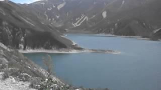 Высокогорное озеро Кезеной-Ам (Голубое озеро)(Видео к статье