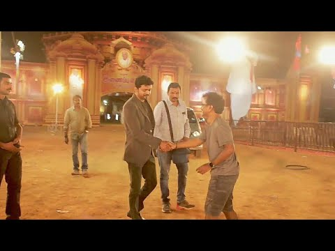 Download Sarkar Movie Unseen Video!! | Thalapathy Vijay's Sarkar Movie Shooting Spot Video! | Making video!!