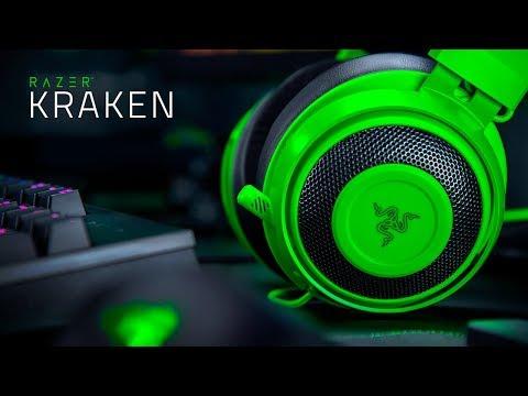 Introducing the new Razer Kraken