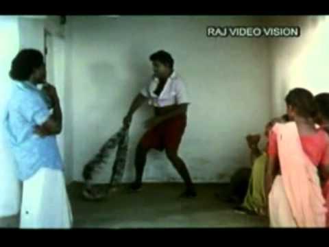Goundamani & Senthil - Gounder as Mechanic Manickam 1