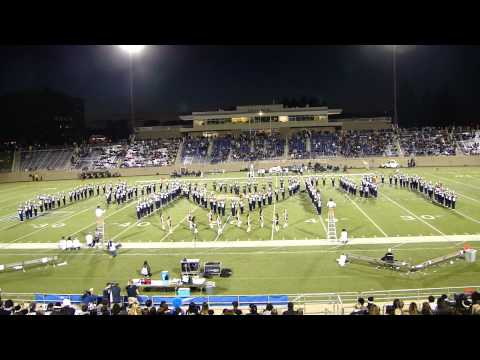 UC Davis Marching Band-uh Lonely Island Halftime Show - 11/16/13