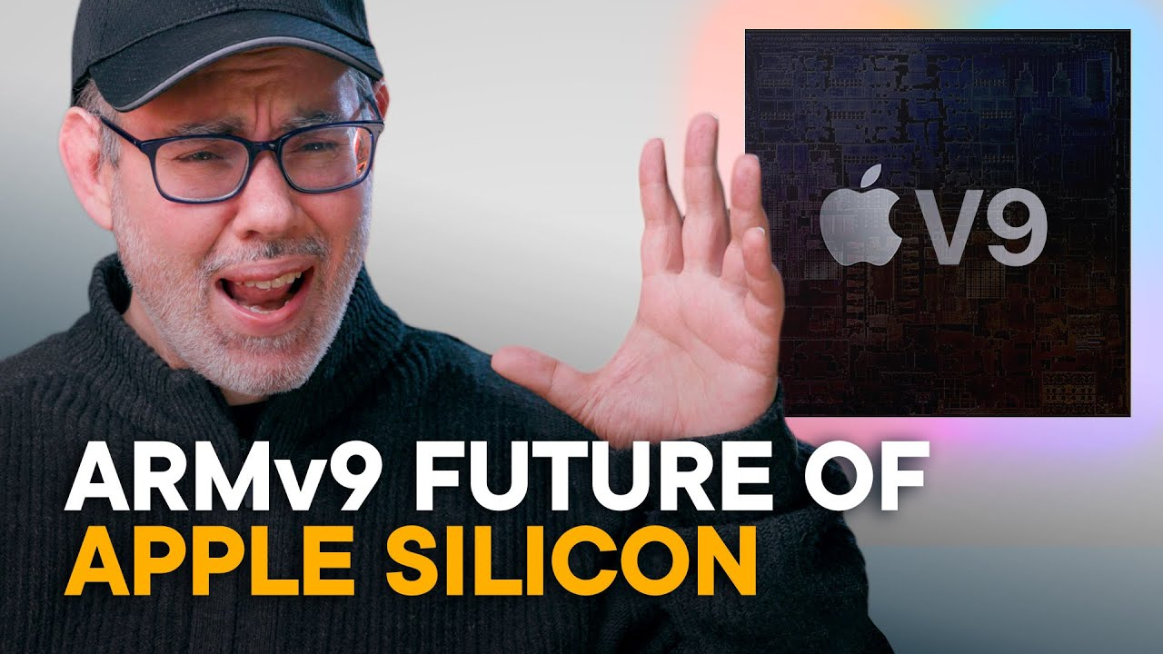 ARMv9 — M2 Macs, A15 iPhones, and the Future of Apple Silicon!