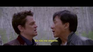 Fora Do Rumo - Trailer HD Legendado [Jackie Chan]