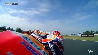Repsol Honda OnBoard: SHARK Helmets Grand Prix de France