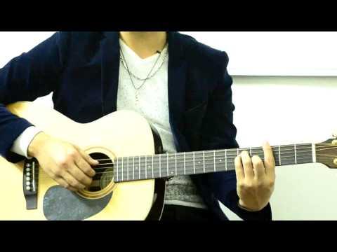 Hướng dẫn tự tập guitar đệm hát cơ bản bài 5_1