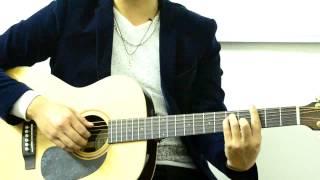 Hướng dẫn tự tập guitar đệm hát cơ bản bài 5_1 cách chơi nhịp 3/4