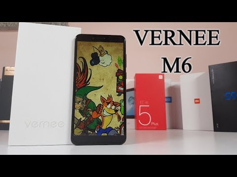Vernee M6 Review/Hands on/Gaming/Battery/Camera test (Gorgeous phone but... )