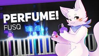 fusq - Perfume! (LyricWulf Piano Cover) видео