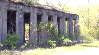 Little Falls Stone Company Rock Crusher Ruins Youtube