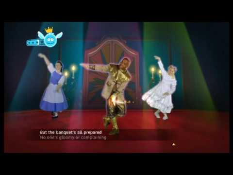 Just Dance Disney Party Be Our Guest