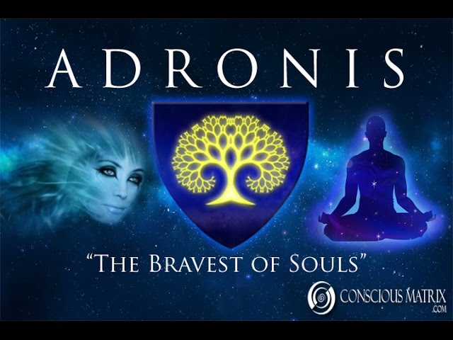 Adronis - The Bravest of Souls