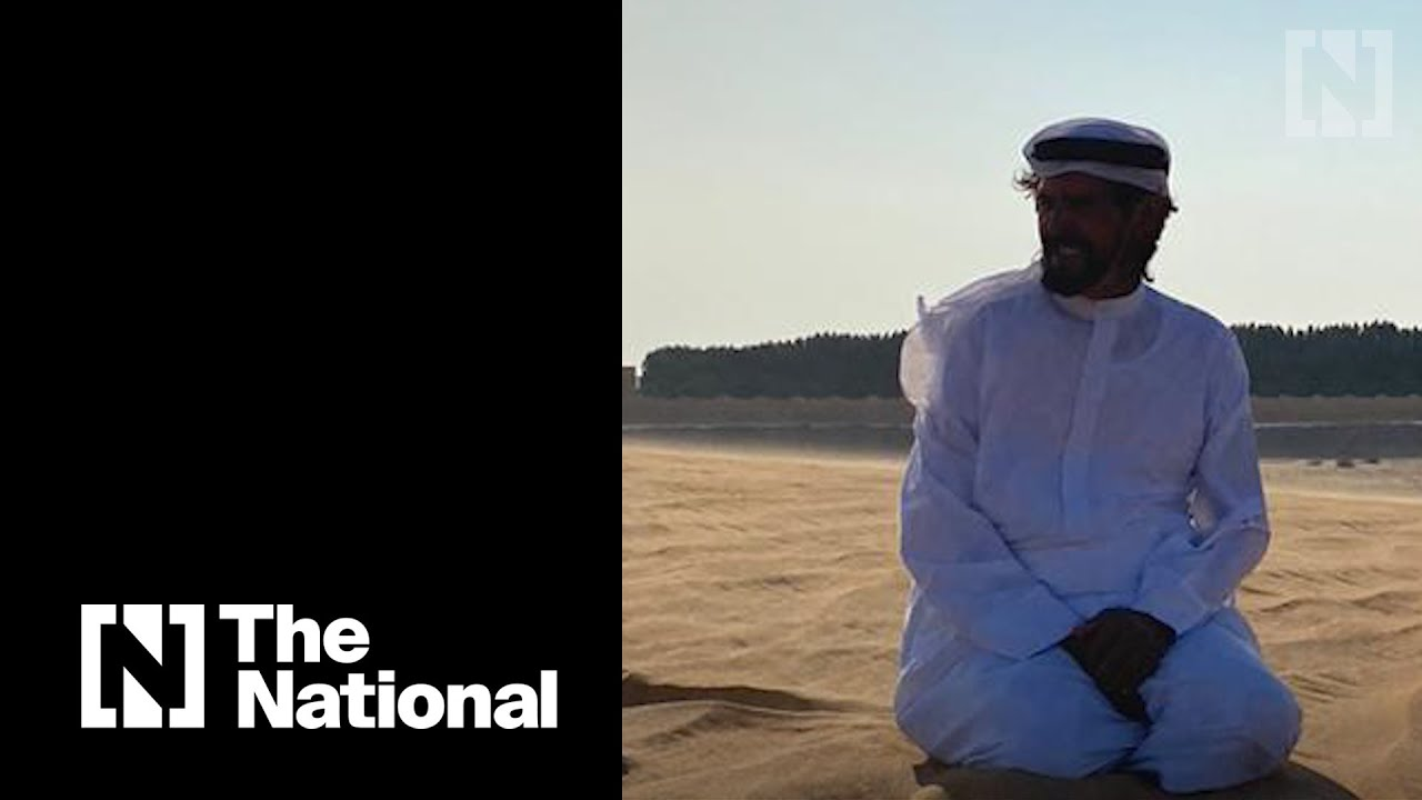 Download Emirati man shares why he can't go back to living in the desert