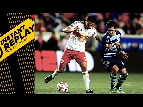 INSTANT REPLAY: That handball in Dallas & Cahill's potential red card vs. KC?
