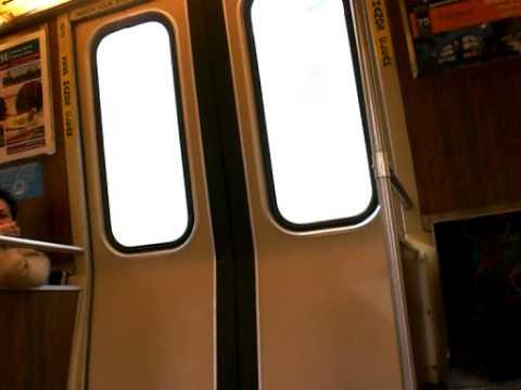 MBTA Orange Line HS#01295 Forest Hills to Ruggles