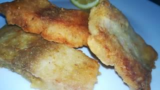 Как вкусно пожарить рыбу//Как пожарить рыбное филе