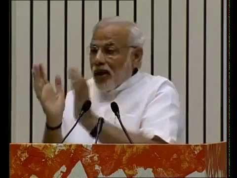 PM Modi's speech at Pt. Deendayal Upadhyay Shramev Jayate Karyakram