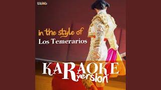 Vete Con El (Karaoke Version)