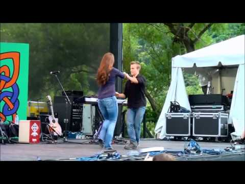 The Willis Clan at Pittsburgh Irish Fest, 6th of September 2014 concert.