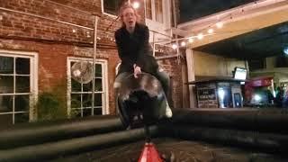 Amber - Professional Bull Rider