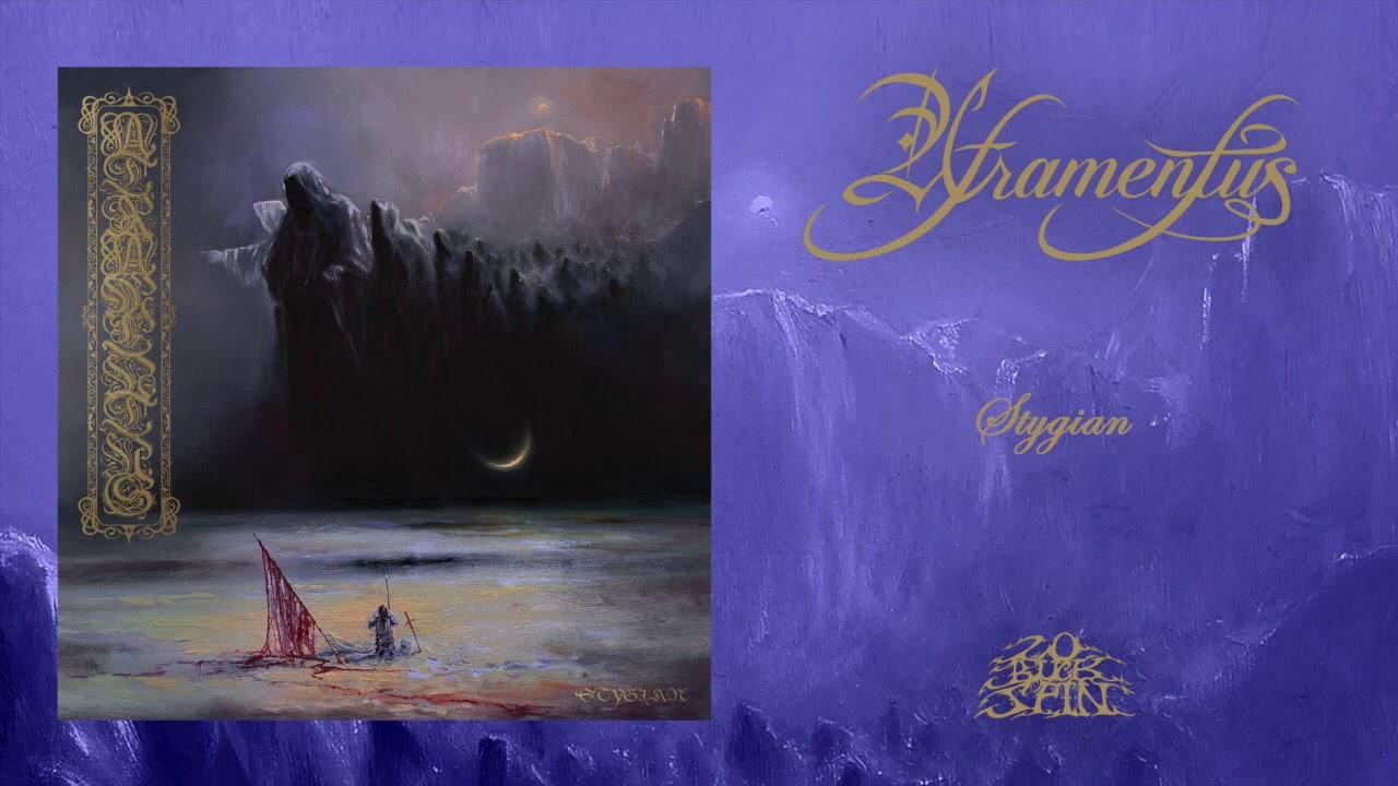 "News : Atramentus debut album ""Stygian"" streaming in full via Invisible Oranges"