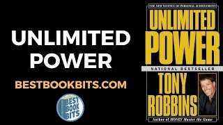 Tony Robbins: Unlimited Power Book Summary
