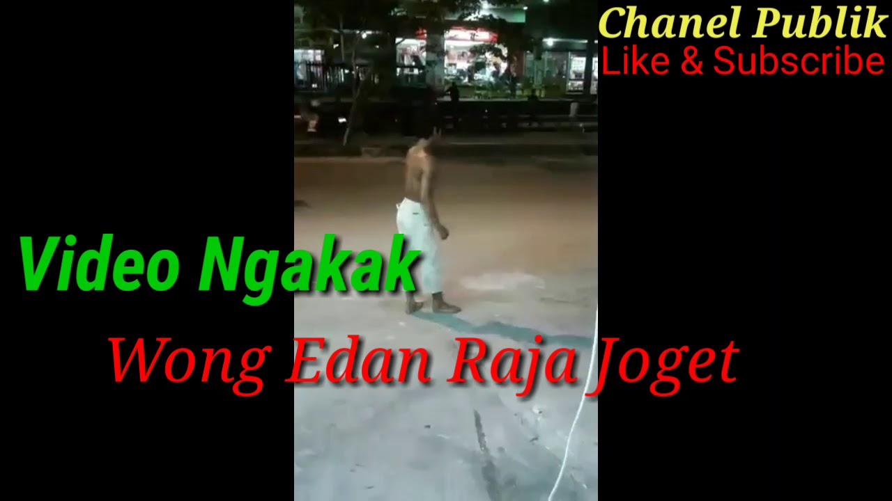 Video Lucu Wong Edan Raja Jo