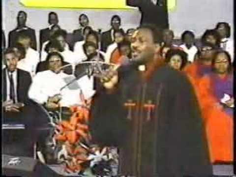 Bishop Huey Rogers - Don't Stop Praying