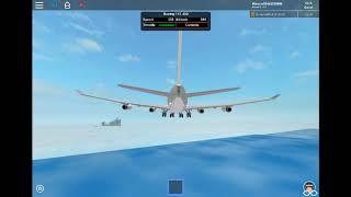 Roblox fuori controllo Japan Airlines 123 REDO
