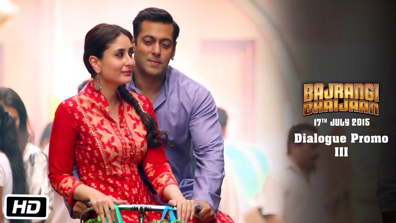 Pavan & Rasika's Love Story | Bajrangi Bhaijaan | Dialogue Promo 3 |Salman  Khan, Kareena Kapoor