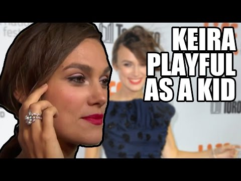 Keira Knightley blown away at red carpet event for Laggies