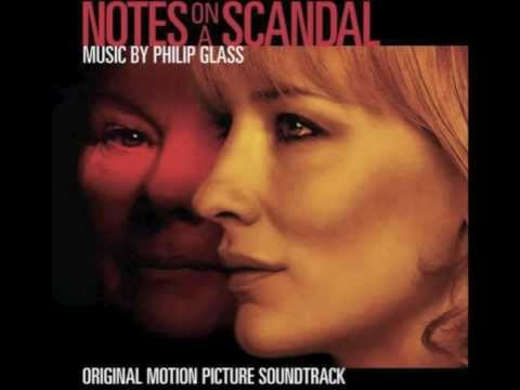 Notes On A Scandal Soundtrack - 01 - First Day Of School - Philip Glass