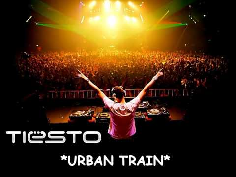 tiësto urban train