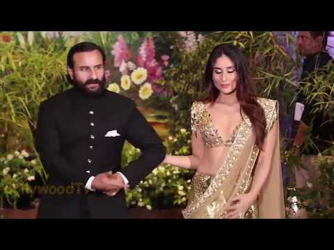 kareena kapoor s her BOO.. S  in front of saif ali khan saif angry reaction