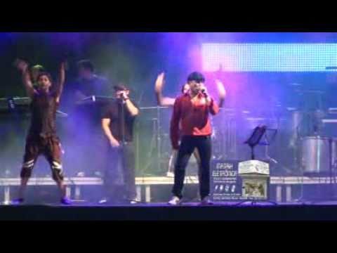 ABC - Banda Grafith  | Festa do Sal 2010 | ' Ao Vivo em Macau-RN '