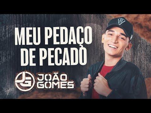 MEU PEDAÇO DE PECADO - João Gomes - Tô Querendo te beijar de Novo (AUDIO E LETRA)