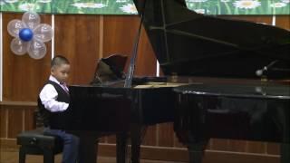 Piano: Đàn Gà Trong Sân | Biểu diễn: CHANG THẾ LONG