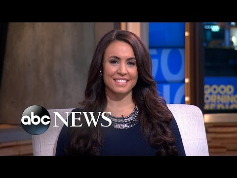 Andrea Tantaros Speaks Out on 'GMA'