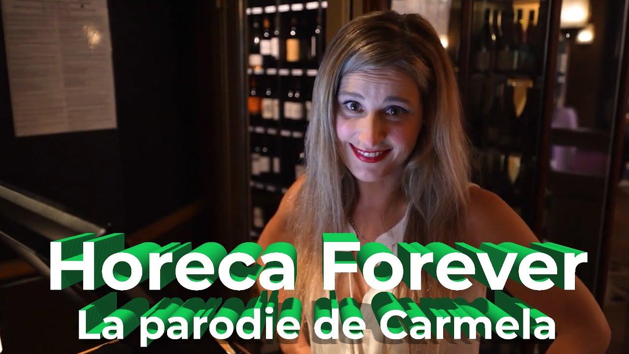 """""""Horeca Forever"""", la parodie de """"Magnolias for ever"""" de Claude François   Les parodies de Carmela"""