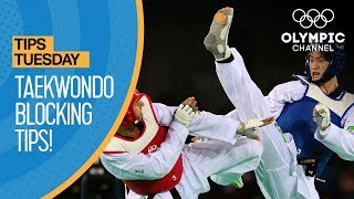 How to successfully block in Taekwondo ft. Lee Dae Hoon | Olympians