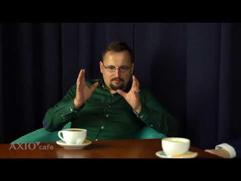 Дмитрий Лукьян в AXIO Cafe   IT Talks   #Joomla #Ksenmart