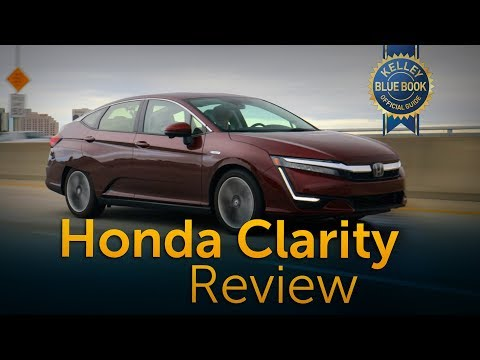 2019 Honda Clarity Plug-In Hybrid - Review & Road Test