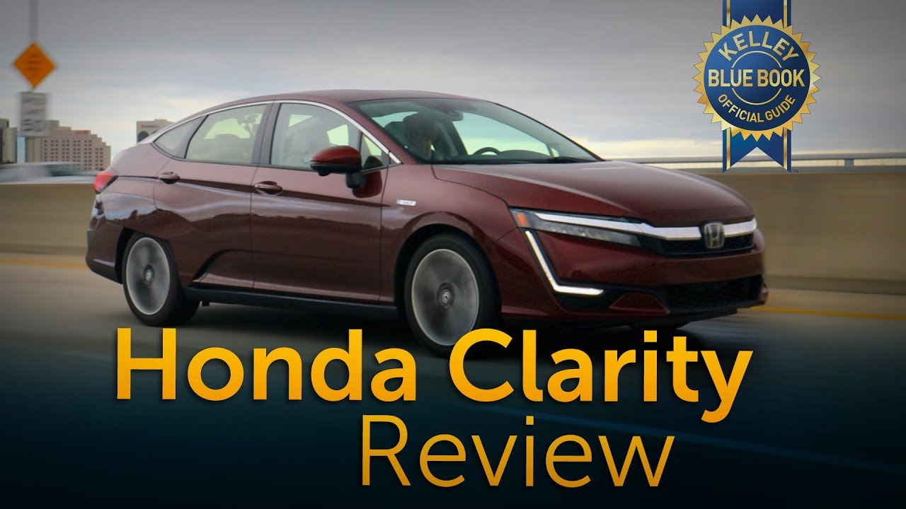 2019 Honda Clarity Plug In Hybrid Review Road Test