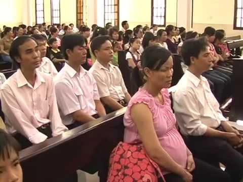 Lễ giỗ Thánh Tổ Giuse Nguyễn Duy Khang phần I (5/12/2010)