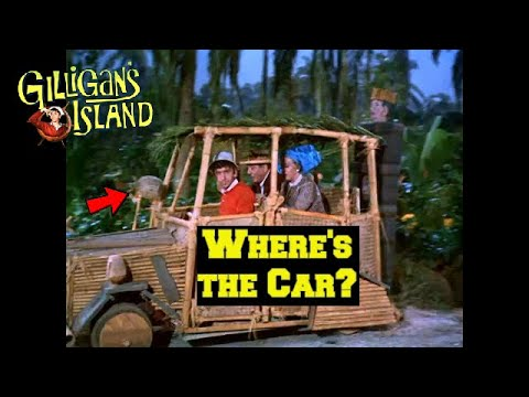 """Download Where is Gilligan's Car NOW from the TV Show """"Gilligan's Island""""?"""