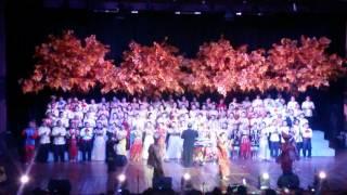 TRINITI Choir - Betapa Indah hariNya dan Selamat di tangan Yesus