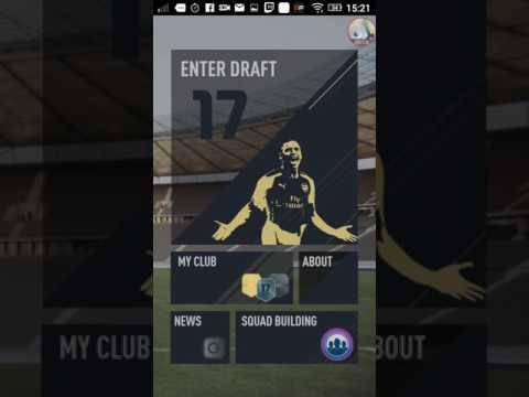 Fifa 17 Draft simulator #3