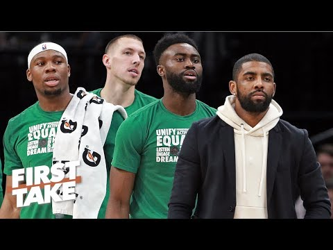 The Celtics don't want to play with Kyrie Irving – Max Kellerman | First Take